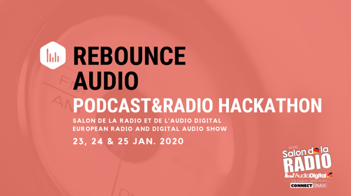 Un nouvel Hackaton au Salon de la Radio 2020