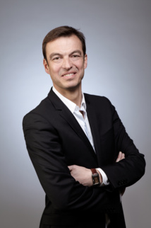 Denis Gaucher dirige la division Média de Kantar France