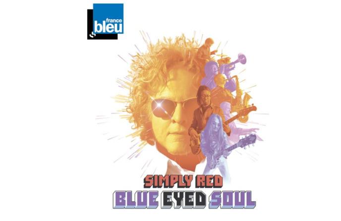 France Bleu : concert exclusif avec Simply Red