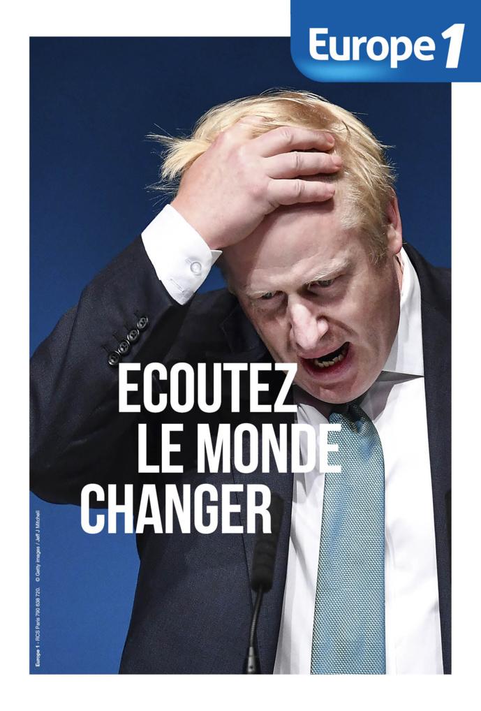 Une nouvelle campagne d'Europe 1 signée Romance