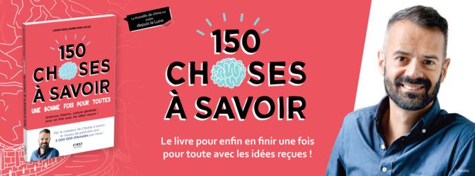 """Les podcasts """"Choses à Savoir"""" désormais dans un livre"""