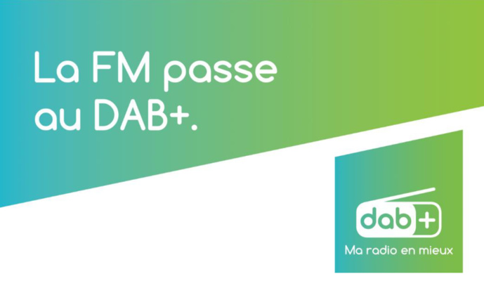 """Les """"headline"""" et """"baseline"""" retenus pour les campagnes de promotion du DAB+ en Belgique"""