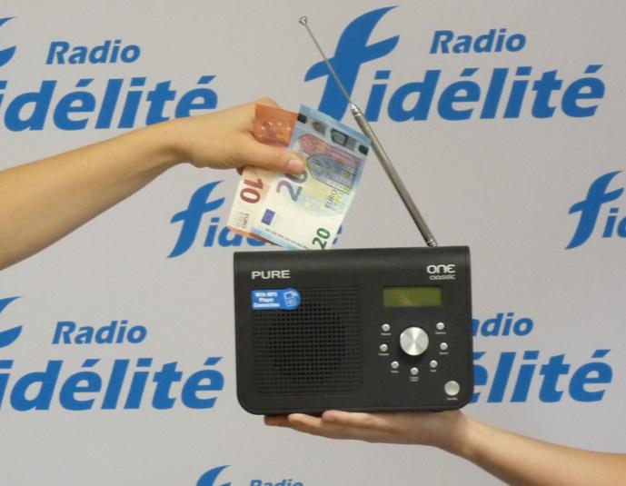 Radio Fidélité organise son 11e Radio Don