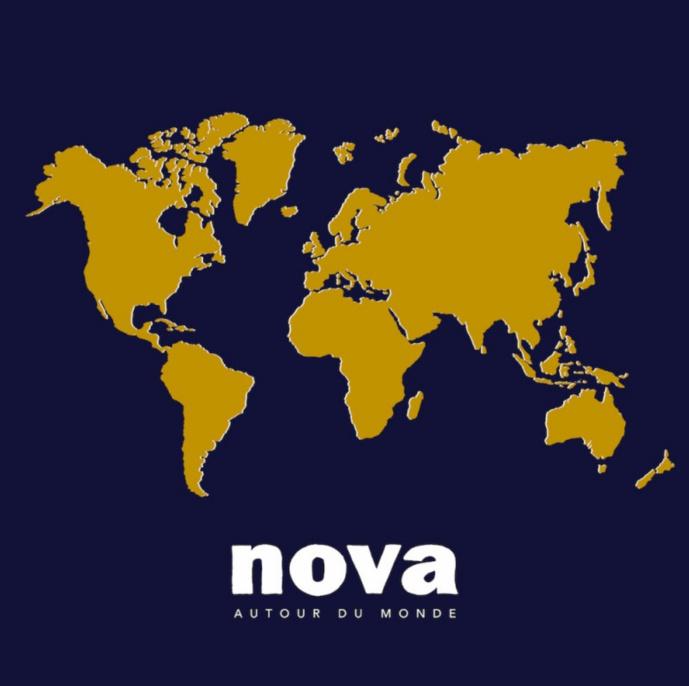 Radio Nova : un coffret pour voyager aux 5 coins du globe