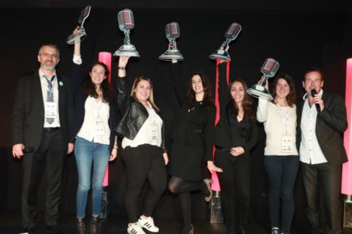 Les gagnantes de l'édition 2019 des Jeunes Talents