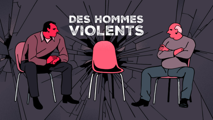 """Des hommes violents"", un nouveau podcast original de France Culture"