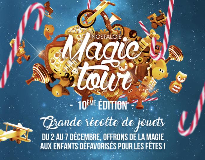 """Le """"Nostalgie Magic Tour"""" est de retour et fête ses 10 ans"""
