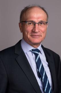 Mario Annoni nouveau président de la Société de radiodiffusion et de télévision de la Suisse romande © RTSR - Anne Bichsel