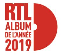 RTL dévoile le nom de l'Album RTL de l'année 2019