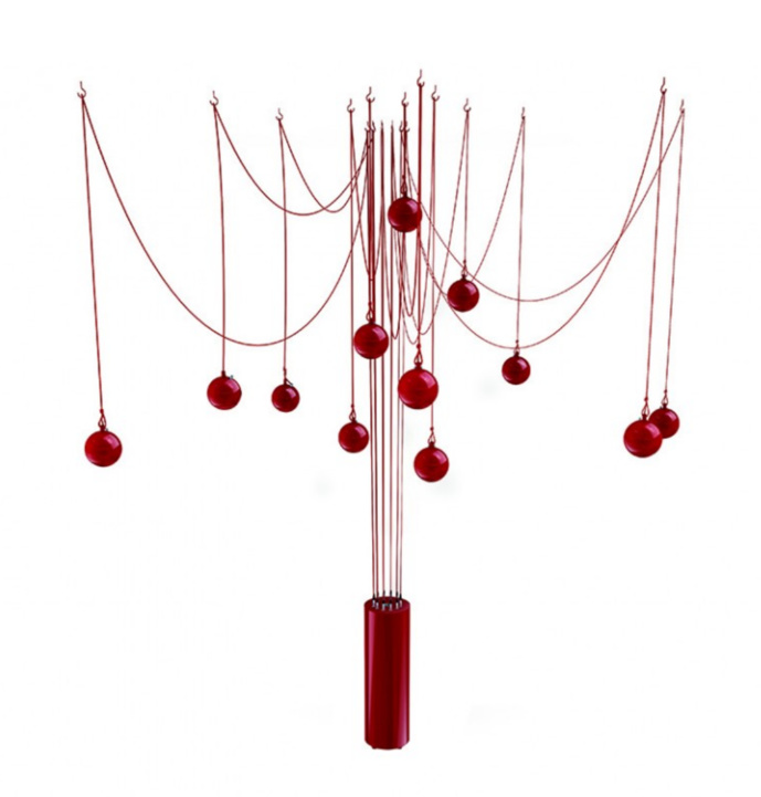 Sans équivalent dans le monde de l'audio de prestige, l'arbre musical Elipson Sound Tree est un objet sonore étonnant et terriblement séduisant