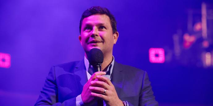 Bruno Laforestrie préside également le Comité Diversité à Radio France. / Crédit : Florent Drillon