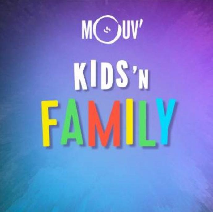 """Mouv' lance sa nouvelle """"stream radio"""" hip-hop dédiée à un public familial"""