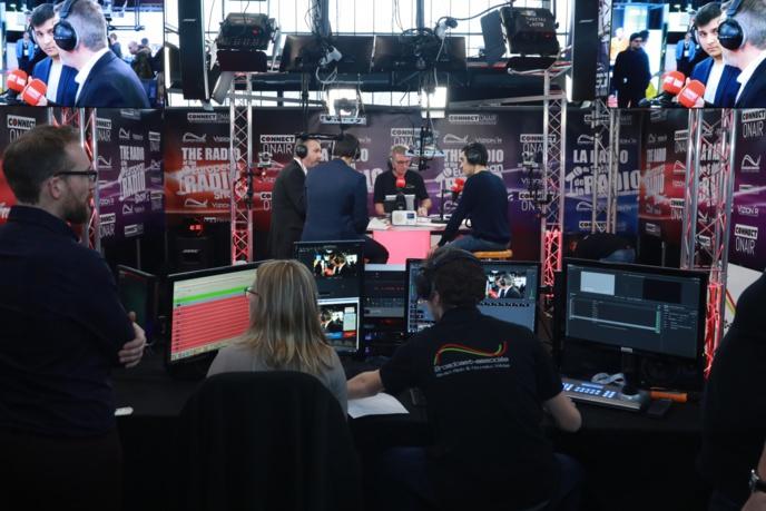 La Radio du Salon de la Radio sera une nouvelle opérationnelle en 2020