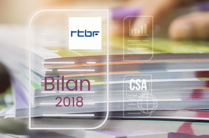 """Belgique : un """"bilan positif"""" pour la RTBF selon le CSA"""