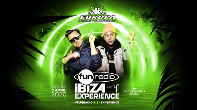 "Fun Radio prépare sa ""Fun Radio Ibiza Experience"""
