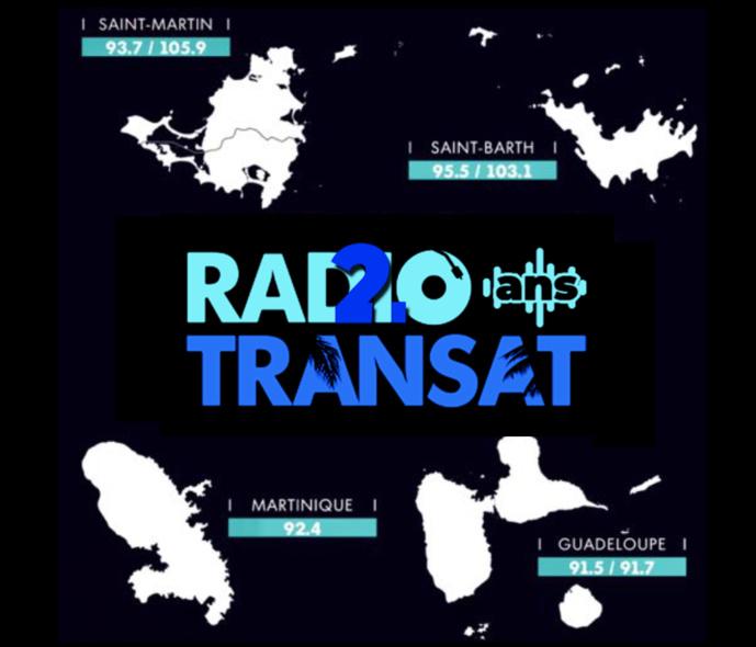 En 2020, Radio Transat fête ses 20 ans