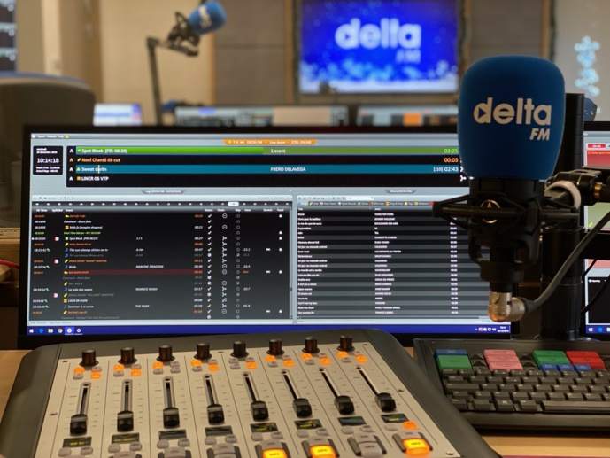 De nouveaux équipements et locaux pour Delta FM