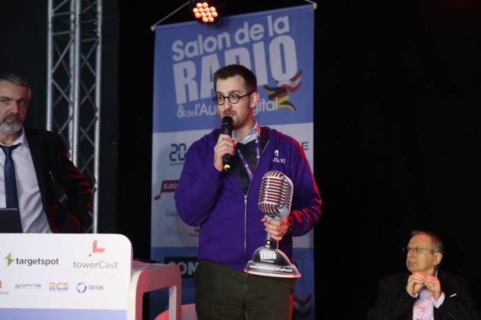 Un prix attribué à cette jeune start-up qui se renouvelle de manière innovante  dans le podcast après RadioKing