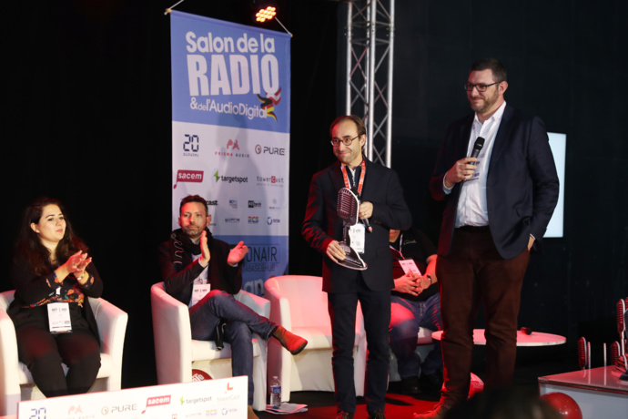 Bravo au réseau RCF qui remporte ce Grand Prix Radio face à Contact FM, Top Music, Totem et Sweet FM