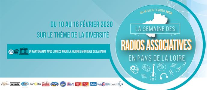 Nouvelle Semaine des radios associatives en Pays de la Loire
