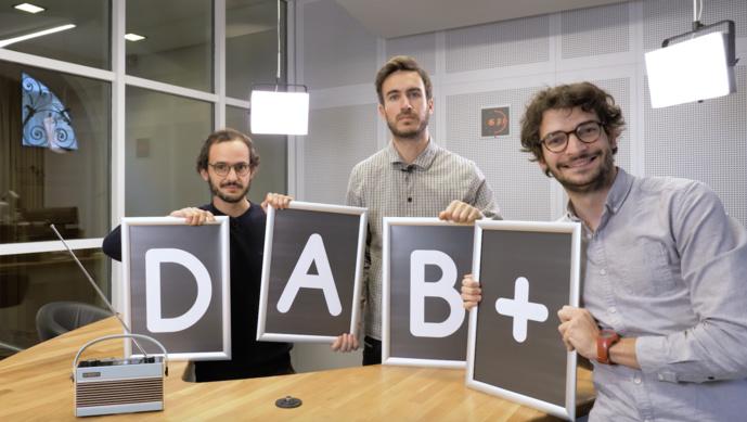 Sweet FM s'engage dans la promotion du DAB+