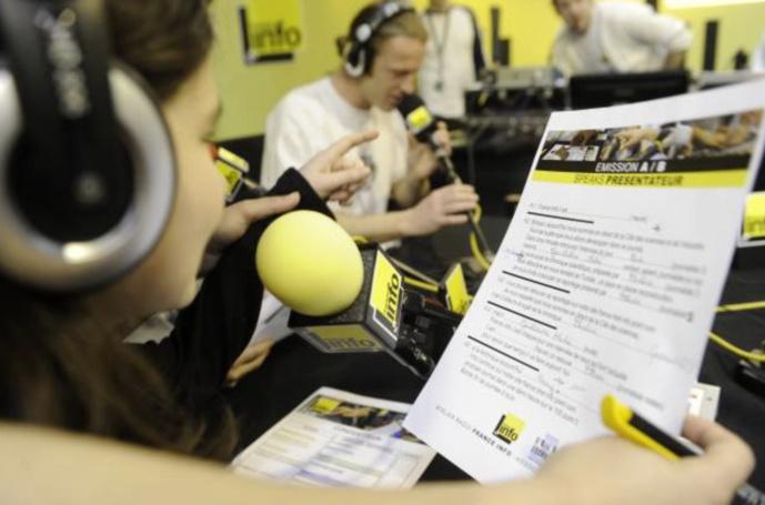 Radio France au Salon de l'agriculture