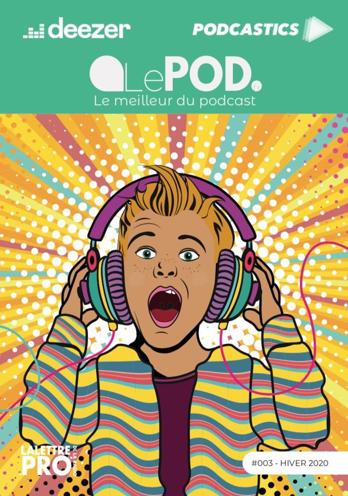 Le POD. : le 3e numéro est disponible