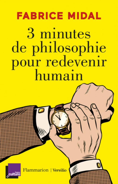 """France Culture : un livre pour """"redevenir humain"""""""
