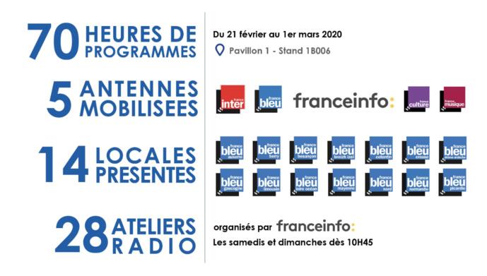 Radio France partenaire du Salon de l'Agriculture