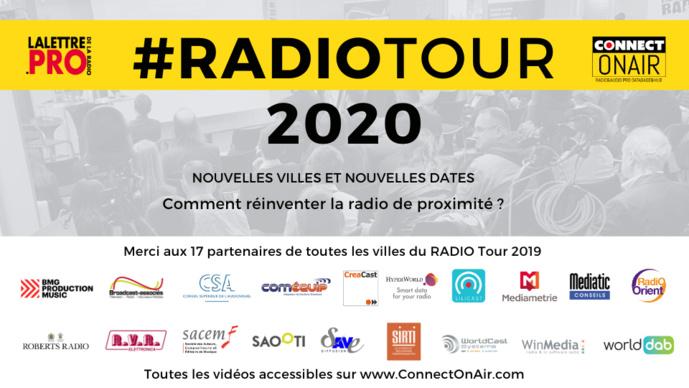 En 2020, le RadioTour va encore plus loin