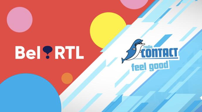 Audiences : Radio Contact et Bel RTL font le bilan