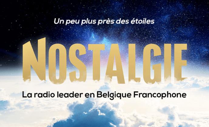 """Belgique : """"Un peu plus près des étoiles"""" pour Nostalgie"""