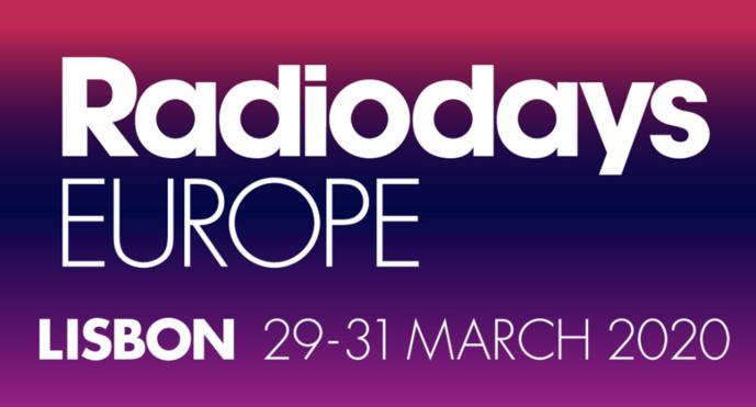 Un code promo pour assister aux Radiodays Europe