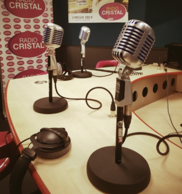 "Covid-19 : Radio Cristal veut faire de ""la radio contre l'isolement"""