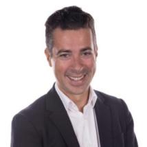 Nicolas Pavageau, Directeur Opérationnel Pôle Radio Rossel La Voix