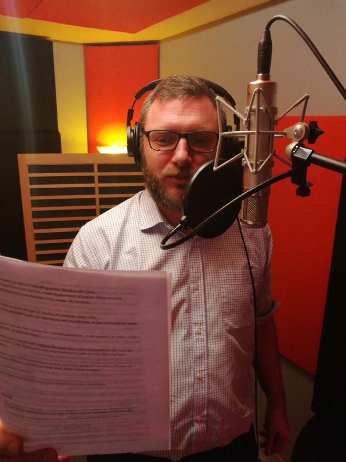 Covid-19 : notre collègue Olivier Malcurat prête sa voix pour vos messages d'intérêt public