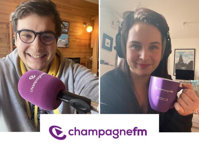 Covid-19 : Champagne FM encore plus proche de ses auditeurs