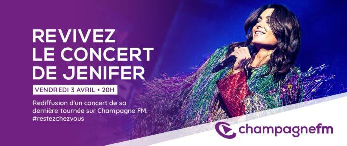 Covid-19 : Champagne FM invite les artistes en live à la maison