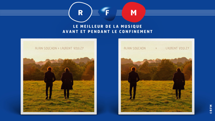 RFM détourne les pochettes d'album de ses artistes