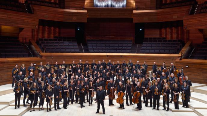 L'Orchestre Philharmonique de Radio France a été créé en 1937 par la radiodiffusion © Christophe Abramowitz / Radio France