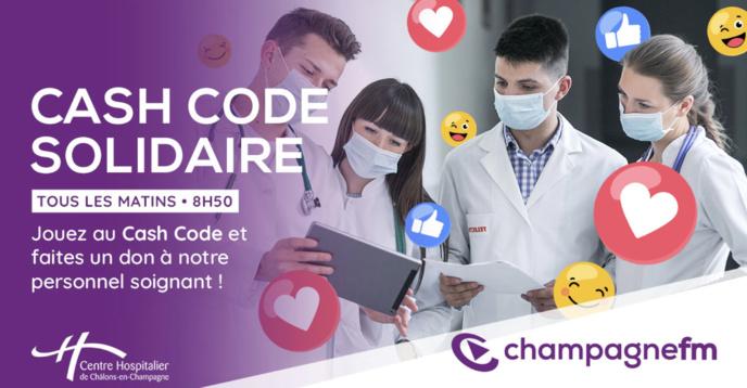 Covid-19 : Champagne FM a déjà versé plus de 4 000 euros aux soignants