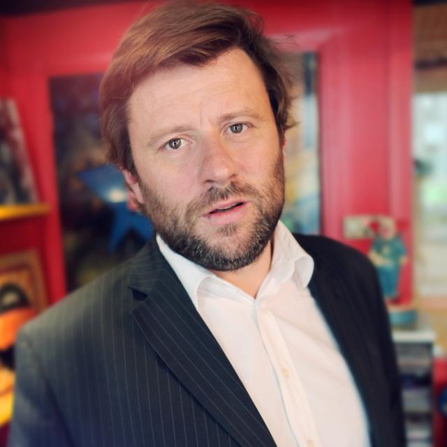 Laurent Bouneau a rejoint La Voix du lézard, ancêtre de Skyrock, dès 1984.