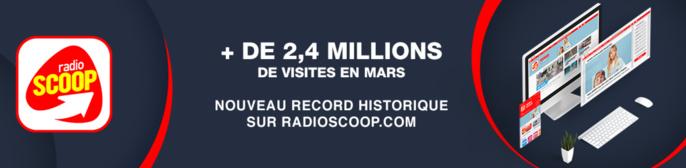 Nouveau record historique pour le site RadioScoop.com