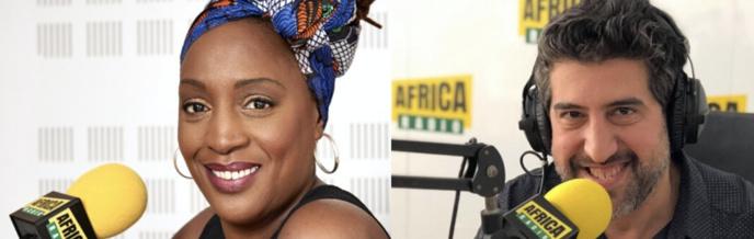 """Aissata Thiam et Nadir Djennad présentent """"Les Rendez-vous Santé"""" sur Africa Radio"""