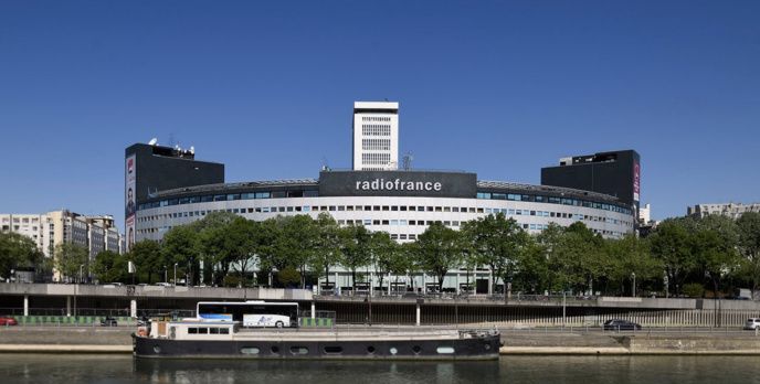 Radio France : présentation du bilan du COM 2015-2019