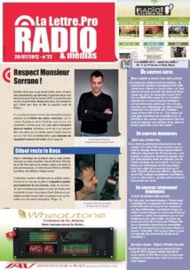 La Lettre Pro de la Radio : n° 22 disponible !