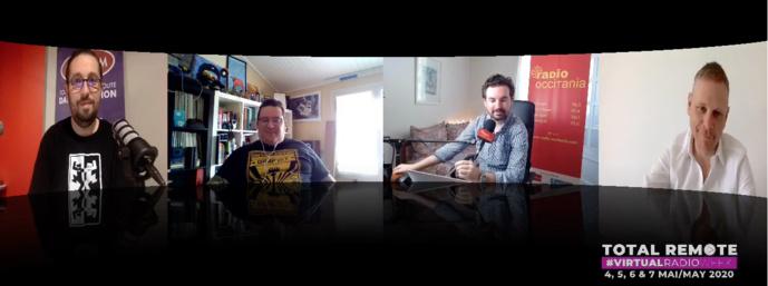 Revoir l'intégralité des vidéos de la Virtual Radio Week