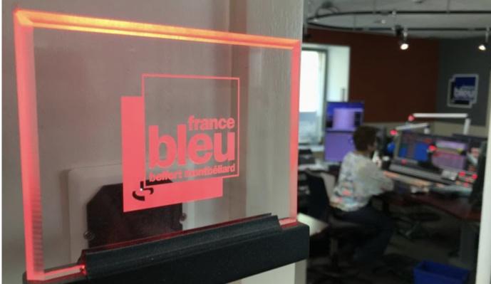 Vue des studios de France Bleu Belfort Montbéliard © Jonathan Landais / Radio France