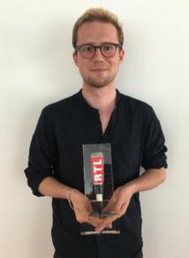 Valentin Boissais (Sciences Po Paris) est le lauréat de la 26e édition de la Bourse Dumas