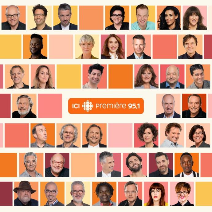 ICI Première : 5 émissions dans le top 10 des plus écoutées dans le Grand Montréal